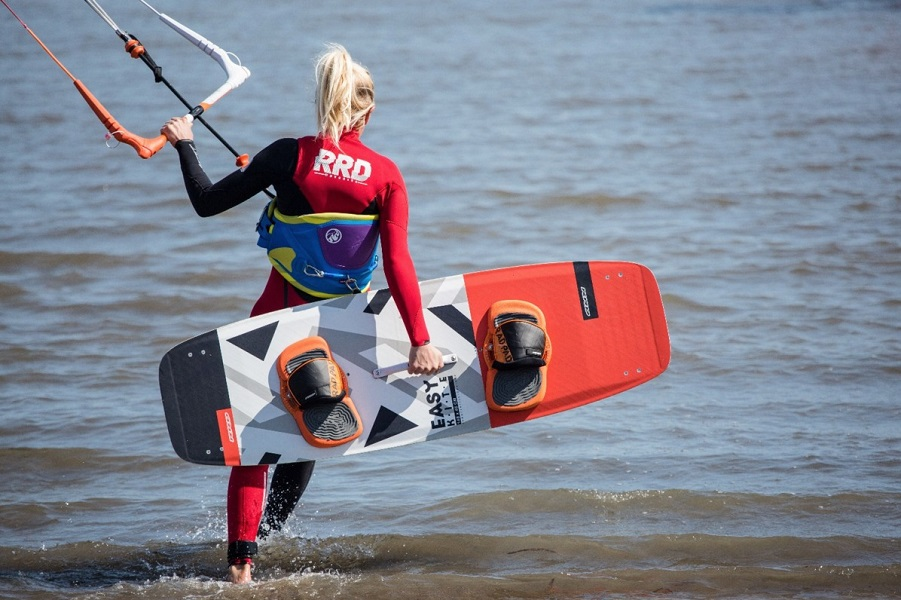 Obóz windsurfingowo – kitesurfingowy dla studentów